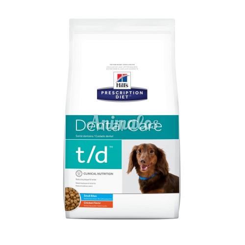 הילס מזון רפואי T/D לכלב 10 ק''ג Hill's Science Plan