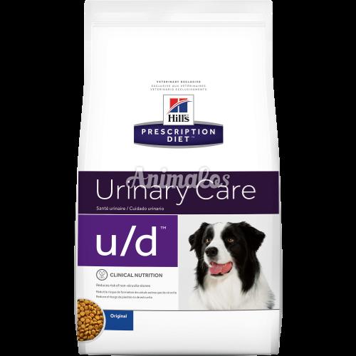 הילס מזון רפואי U/D לכלב 12 ק''ג Hill's Science Plan