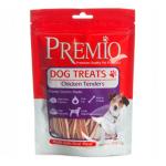 חטיף פרמיו לכלב רצועות ברווז 100 גרם