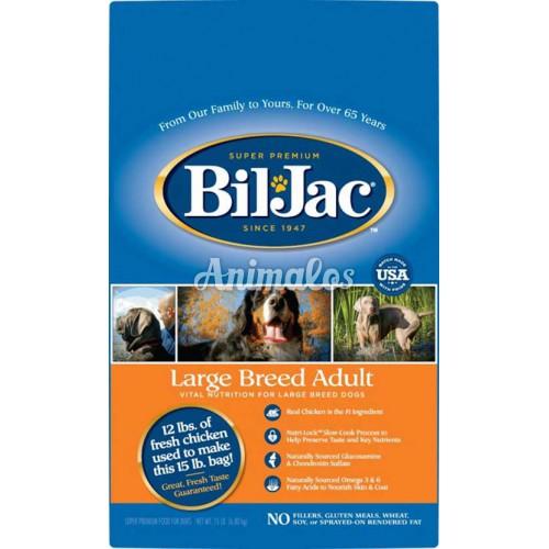 """ביל ג'ק בוגר גזע גדול 13.6 ק""""ג Bil-jac Large Breed"""