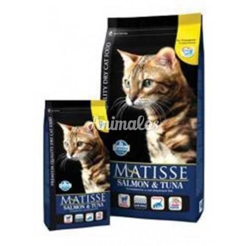 מאטיס מזון לחתולים סלומון וטונה 20 ק''ג