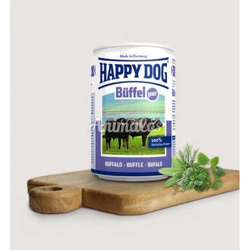 שימורים הפי דוג בפאלו 440 גרם HAPPY DOG