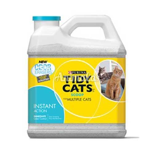 חול טיידי מתגבש לכמה חתולים 6.35 קג