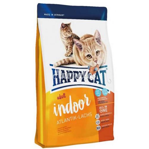 הפי קט לחתול בוגר סלמון 1.4 ק''ג HAPPY CAT