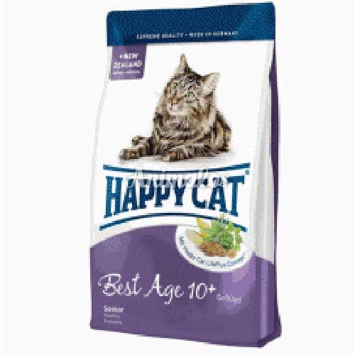 הפי קט מזון לחתול סניור 1.4 ק''ג HAPPY CAT