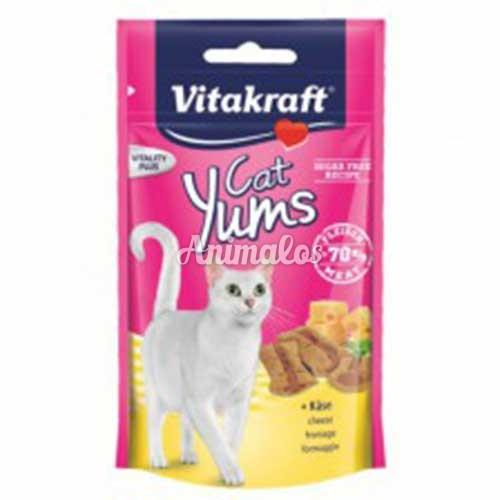 חטיף Cat Yams ויטקרפט גבינה