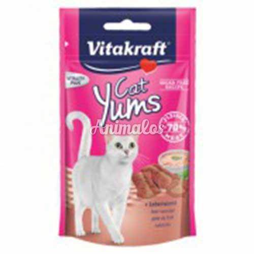 חטיף Cat Yams ויטקרפט נקניק כבד