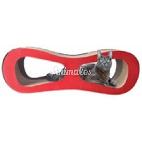 ספת גירוד סקרצ'ר משקפיים לחתול