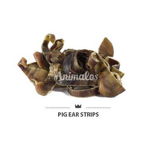 אוזני חזיר רצועות 150 גרם