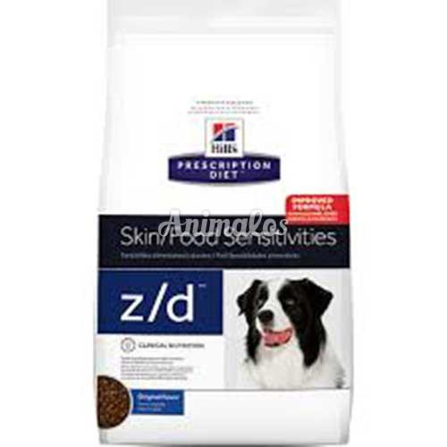 הילס מזון רפואי Z\D לכלב 10 ק''ג