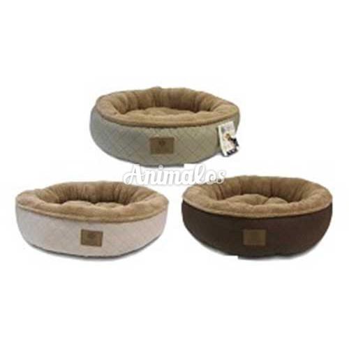 """מיטה לכלב-חתול כירבולית עגולה 70 ס""""מ AKC6370"""