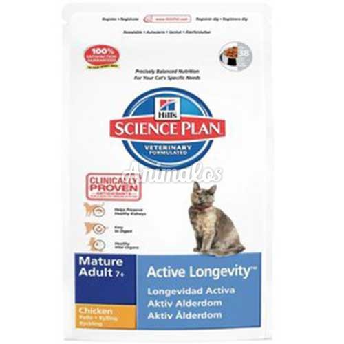 הילס סיינס פלאן לחתול סניור 5 קג Hill's Science Plan