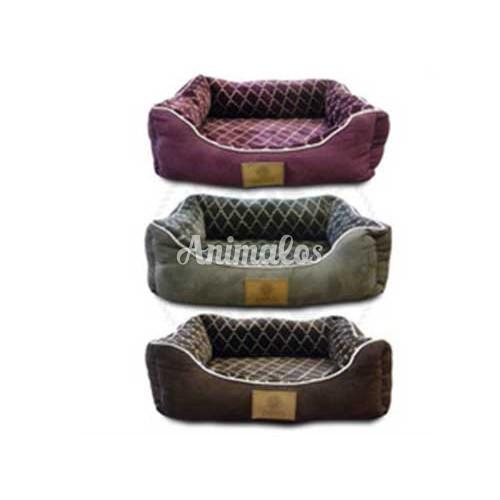 מיטה לכלב-חתול קטיפה אורטופדית  AKC5