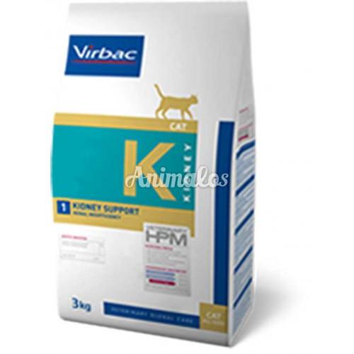 """וירבק Kidney Support לבעיות בכליות אצל חתולים 3 ק""""ג"""