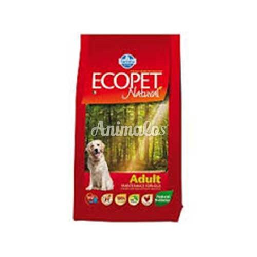 אקופט מזון לכלב בוגר 12 ק''ג ECOPET