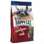 הפי קט מזון לחתול בוגר בקר 4 ק''ג HAPPY CAT
