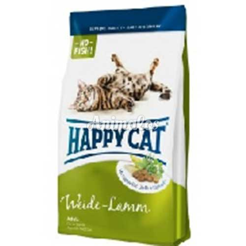 הפי קט מזון לחתול בוגר טלה 10 ק''ג HAPPY CAT