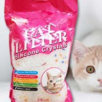 חול קריסטל לחתול 10 שקיות של 3.6 ליטר