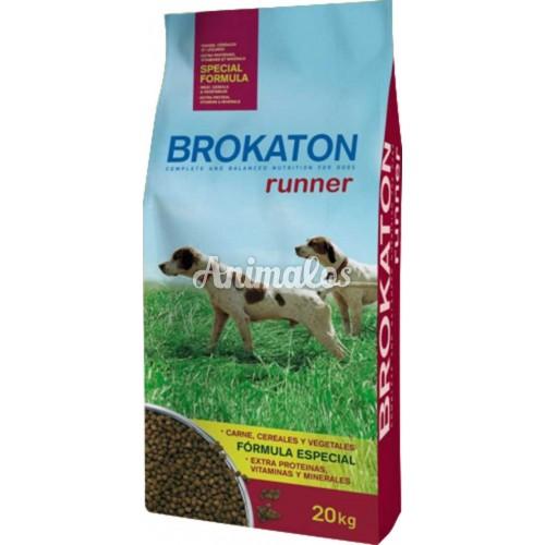 ברוקטון ראנר לכלב בוגר 20 ק''ג