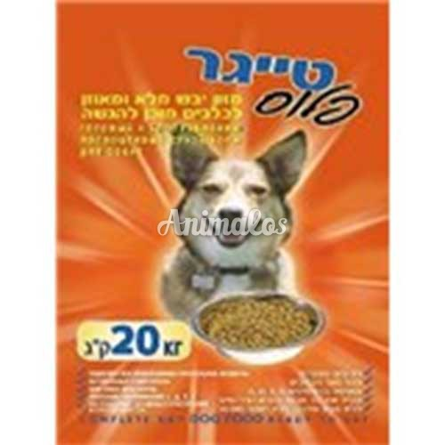 טייגר מזון לכלב 40 ק''ג