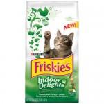 פריסקיז מזון לחתולים מעדני השף ירוק 7.2 ק''ג