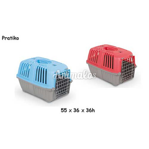 כלוב נשיאה לחתול פרטיקו 55-36-36h