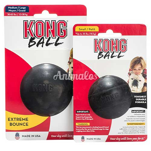 קונג כדור שחור לארג' KONG