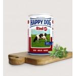 שימורים הפי דוג בקר 440 גרם HAPPY DOG