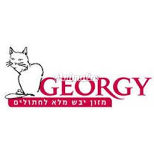 ג'ורג'י מזון לחתולים 18 ק''ג