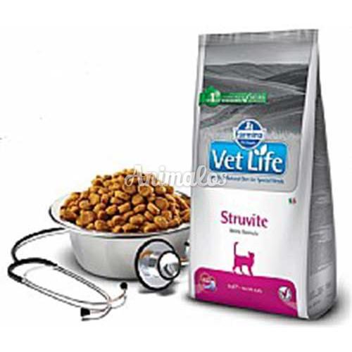 """וט לייף סטרוויט לחתול 10 ק""""ג Vet Life"""