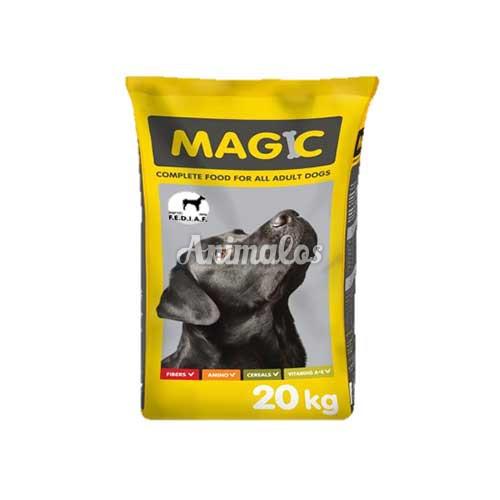 """מג'יק 20 ק""""ג מזון יבש לכלב"""