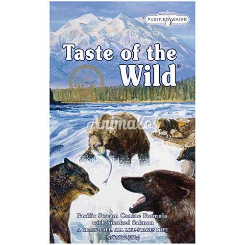 """טייסט אוף דה ווילד דגים 12.2 ק""""ג Taste of the Wild"""