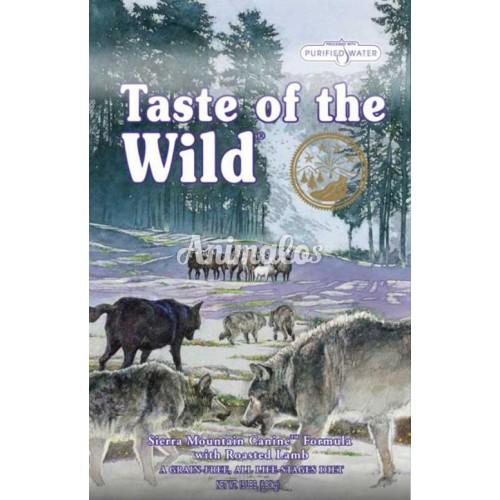 """טייסט אוף דה ווילד כבש 13 ק""""ג Taste of the Wild"""