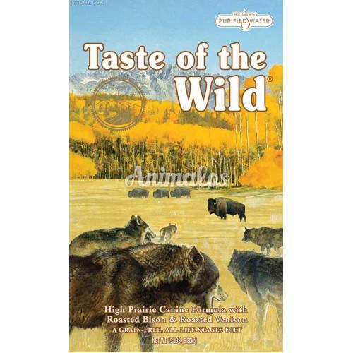 """טייסט אוף דה ווילד ביזון 12.2 ק""""ג Taste of the Wild"""