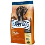 הפי דוג סנסיבל טוסקנה 4 ק''ג HAPPY DOG