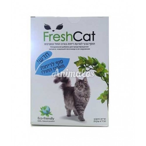 פרש קט מנטרל ריח לשירותים לחתול