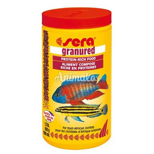 סרה גרנורד מזון איכותי שוקע 1 ליטר