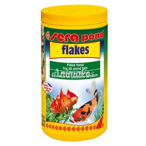 סרה פונד פלקס לדגי בריכה 1 ליטר