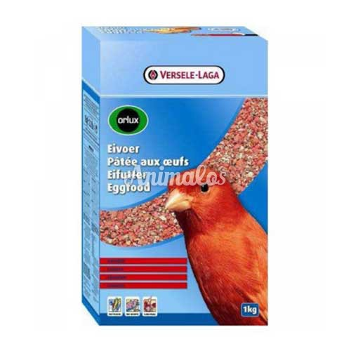 אורולוקס מזון ביצים לכנר אדום VERSELE-LAGA