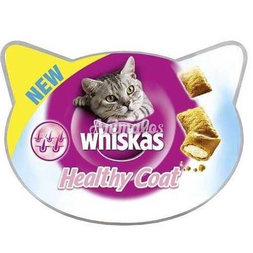 חטיף ויסקס לפרווה בריאה לחתול
