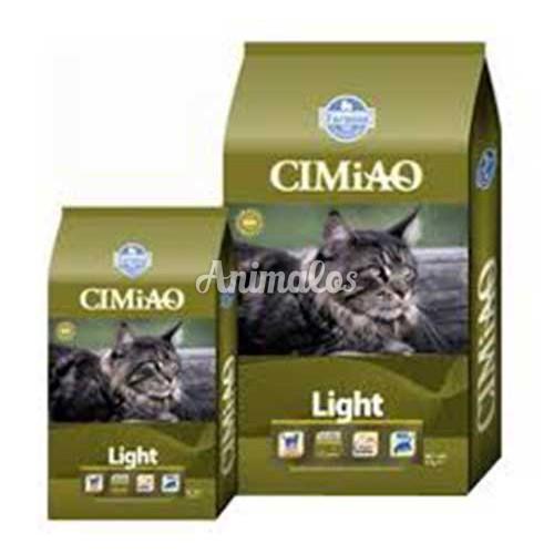 סימיאו מזון יבש לחתול לייט 2 ק''ג CIMIAO