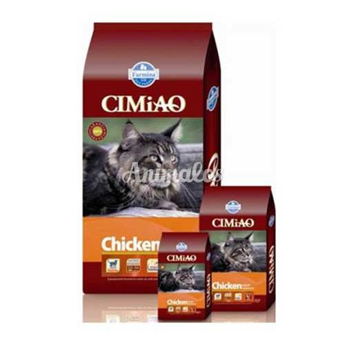 סימיאו מזון יבש לחתול עוף 4 ק''ג CIMIAO