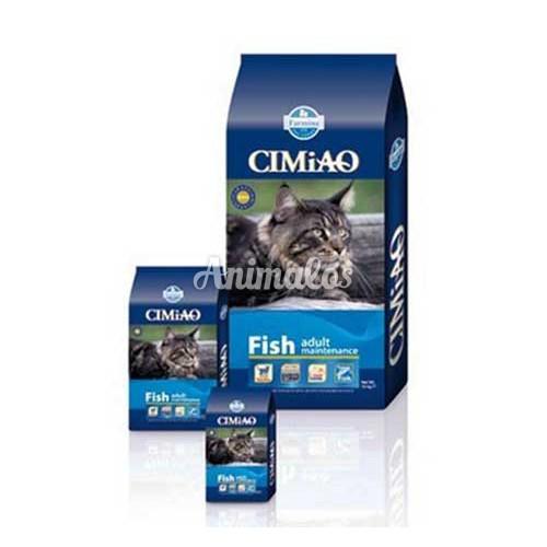 סימיאו מזון יבש לחתולים דגים 2 ק''ג CIMIAO