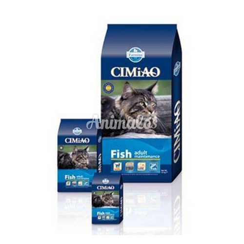 סימיאו מזון יבש לחתולים דגים 4 ק''ג CIMIAO