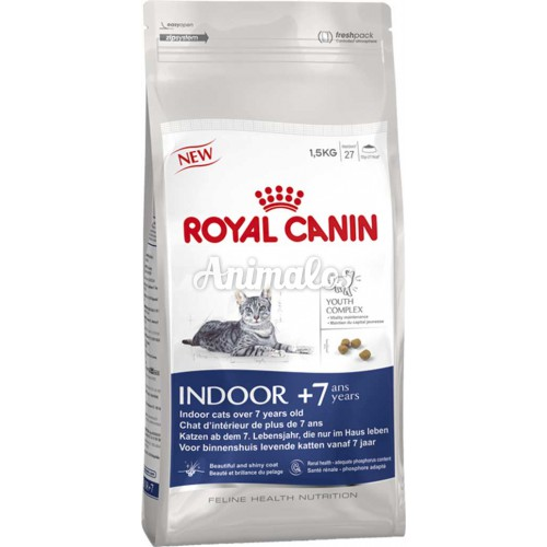 רויאל קנין חתול אינדור 7+ 4 ק''ג Royal Canin