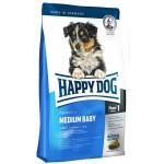 הפי דוג מידיום בייבי 10 ק''ג HAPPY DOG