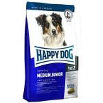 הפי דוג מידיום גוניור 10 ק''ג HAPPY DOG