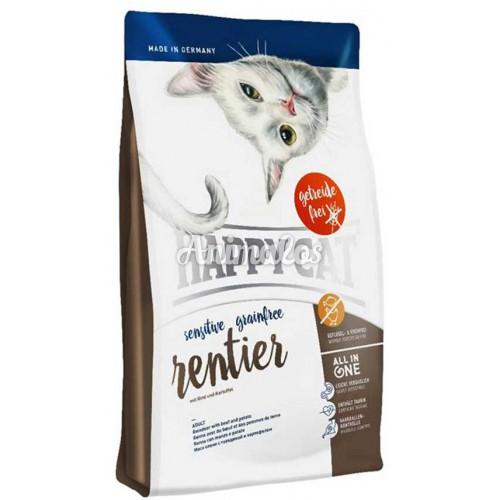 הפי קט סנסטיב אייל לחתול בוגר 4 ק''ג HAPPY CAT