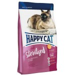 הפי קט סטרלייזד לחתולים בוגרים 4 ק''ג HAPPY CAT