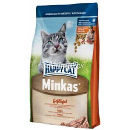 הפי קט לחתול מינקס עוף 1.5 ק''ג HAPPY CAT